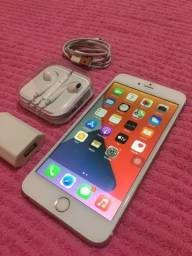 iPhone 6s Plus com acessórios (Aceito cartão e Entrego)