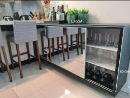 Vendo móveis de cozinha + aparador