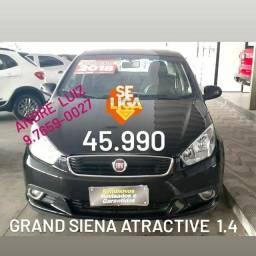 Grand Siena 1.4 GNV