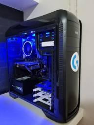 PC Gamer Ryzen 7 2700 + 16Gb RAM + SSD 480 + GTX 970