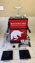 Alinhador de Direção Digital Machine-Pro | Equipamento Novo