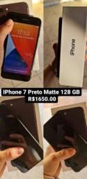 IPHONE 7 128 GB ÓTIMO ESTADO