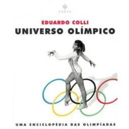 Livro Universo Olimpico - A Enciclopedia das Olimpiadas