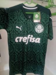 Camisa Palmeiras I 20/21 s/n° - Tam M
