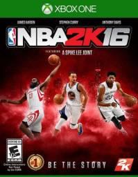 Game Nba 2k 2016 + Mad Max para toda linha Xbox One