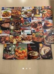 Coleção Cozinha Regional Brasileira 20 Volumes. Completo!