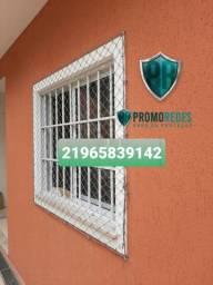 Tela de Proteção nas janelas proteção para seus filhos