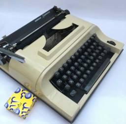 maquina de escrever antiga remington  ipanema