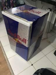 Frigobar consul com freezer e refrigerador