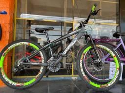 Bicicleta Aluminio Gios 4TRIX Aro 26 21V