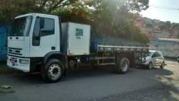 aluga-se excelente caminhão contrato fixo ou temporário