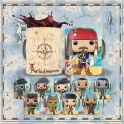 Coleção Piratas do Caribe