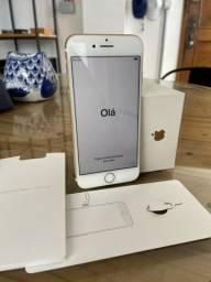 Vendo Iphone 7 128gb - Dourado, Perfeito Estado