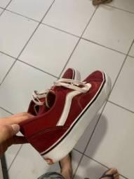 Vans red 40/41