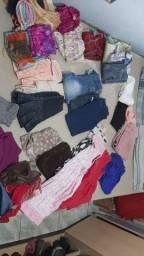 32 peças de roupas infantil