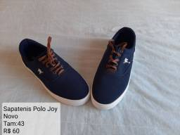 Sapatenis Polo Joy