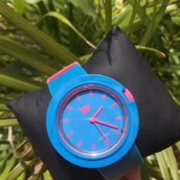 Relógio Feminino Hang Loose - Baby Doll Blue