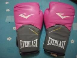 Luva de box feminina