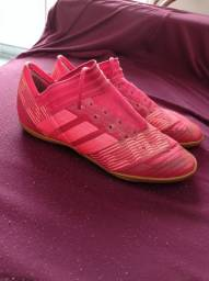 Chuteira futsal Adidas N 40