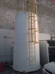 Caixa reservatório de água 24 mil Litros