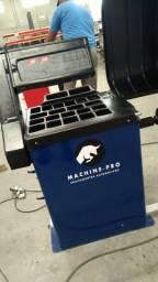 Balanceadora de Rodas Motorizada Automática Machine-Pro | Novo