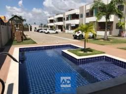 Res. Brisa da Lagoa - 2/4 - varanda - Barra Nova - Financia
