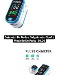 Oxímetro De Dedo / Oxigeímetro Spo2 / Medição De Pulso
