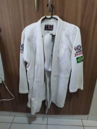 Kimono Jiu-Jitsu trançado ATAMA
