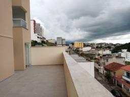 Apartamento de 2/4 com varanda e área externa 50 m² em Vivendas da Serra