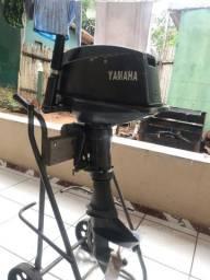 Motor de popa 8 Yamaha