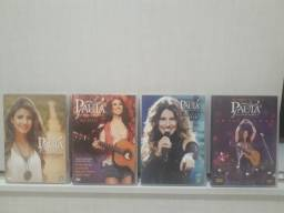 CD e DVD Paula Fernandes original