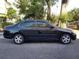 Honda Civic 1.7 Ano 2002 Completo Em Dia!!!