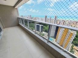 Apartamento 4 quartos sendo 2 suítes - 130m - Andar alto - Vista mar - Bairro do Miramar