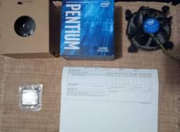 Processador intel G4560 (7ª geração, kaby lake)