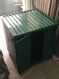 Container Desmontável Habitável Alojamento Obras