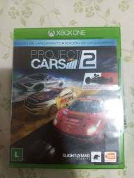 Project cars 2 em estado de zero