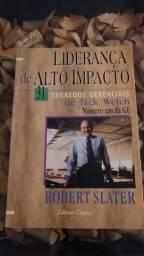 Livro - Liderança de alto impacto
