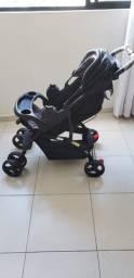 Carrinho de Bebê Cosco Travel System Moove (bebês de 0 meses até 15Kgs)