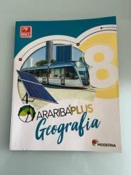 Livro arariba plus geografia