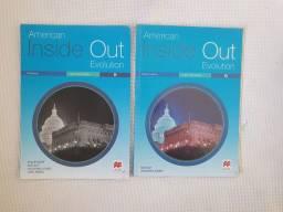 Livro de Inglês: American Inside Out Evolution
