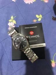 Relógio masculino technos original