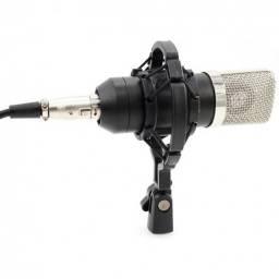 Microfone Condensador Conceito/modelo Bm-800 Knup