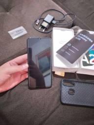 Vendo Samsung a20 novo