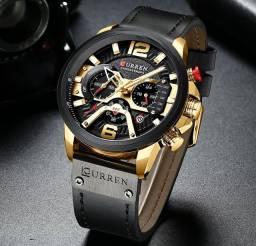 Relógio masculino original Curren