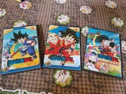 Dvd Dragon Ball (Clássico) Saga Completa