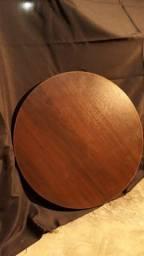 Tampo de madeira em MDF melamínico