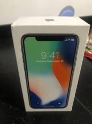 iPhone x e Motorola one vision lacrado (vendo ou troco)