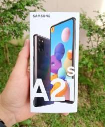 Samsung Galaxy A21s 64GB/4GB | Novo Lacrado + NF