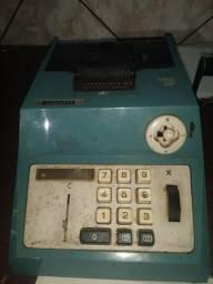 Calculador antiga alemã analogica