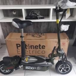 Patinete Scooter elétrico Two Dogs 1600w 48v zero km na caixa
